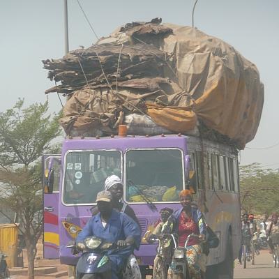 Öffentlicher Nahverkehr in Burkina Faso